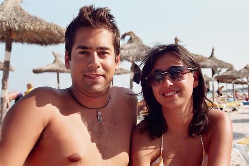 Ricardo y Bea