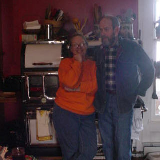Sandra and Dave