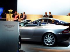 European Autoshow Brussels - Aston Martin