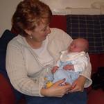 mums friend Lyn<br/>18 Feb 2005