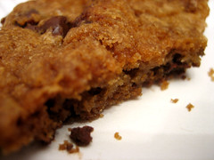 cirspy chocolate chip cookie or something