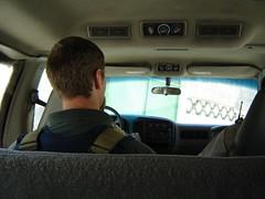 Armed Escort through Port-au-Prince