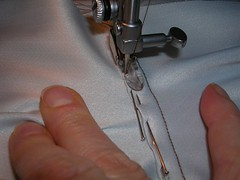 shoulder sew