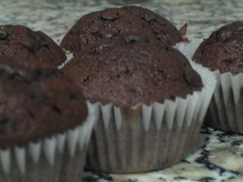 Chocolate Muffins (4)