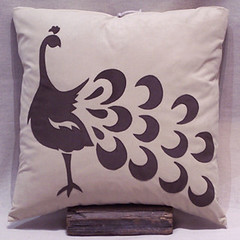 Proud as a Peacock - Pillows