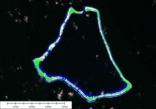 Atoll Tematangi - Image