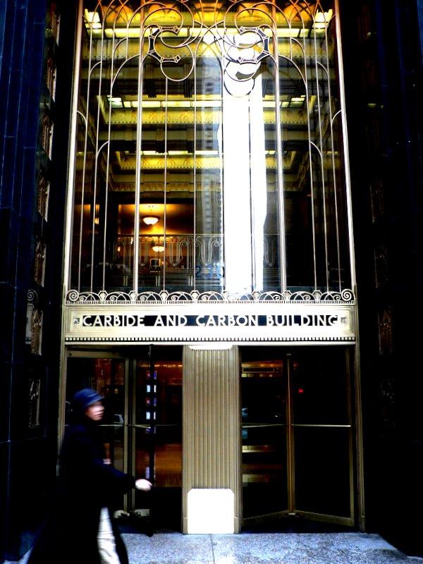 Carbide and Carbon Building - Chicago