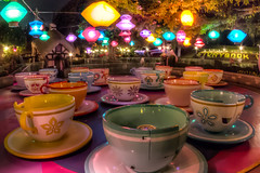 Late Night Tea Cups photo by ColorCrayons