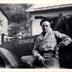 RFM 1944- Besançon-Petitcolas et son scout-car 221 Revanche-Fonds-Henri-Fercocq