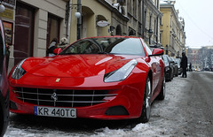 Ferrari FF photo by MauriceVanGestel Photography