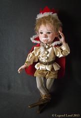 Prince - Porcelain doll BJD OOAK dolls Fantasy doll photo by LegendLand Dolls