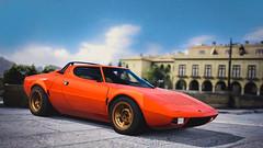 Lancia Stratos HF photo by nbdesignz