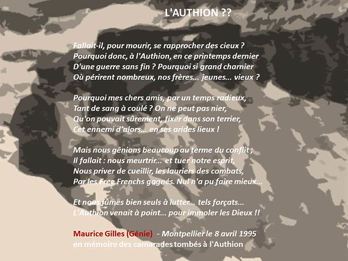 Authion - Maurice Gilles (génie)