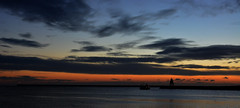 North Shields at dawn photo by Gopostal1-i had a couple of drinks inside me