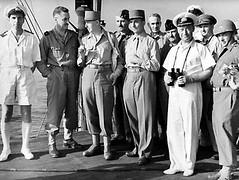 De Larminat - 1944 Débarquement de Provence