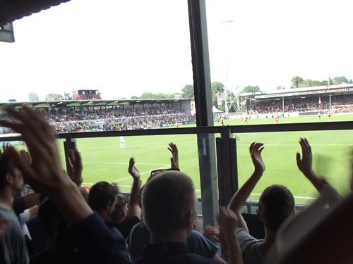 9589727125 fe852a3c41 Go Ahead Eagles   FC Groningen 3 3, 25 augustus 2013