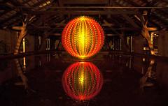 Cardenal - Magic Light Orb photo by JanLeonardo - www.light-painting.eu