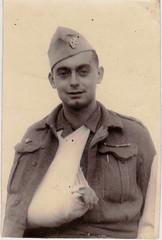 Cadet de la France Libre - Lieutenant Fèvre dernier MPLF  dans les alpes