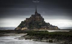 Le Mont-Saint-Michel photo by Emmanuel Lemée | Photographie