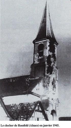 RA- 1945 - Alsace - Rossfeld
