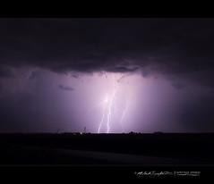 Late August Lightning photo by StormLoverSwin93 / Into the Storm