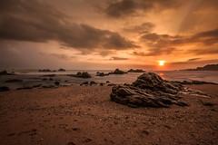 Bird Rock Sunset II photo by Alexander Ipfelkofer