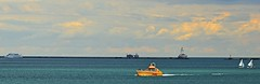 View from the Adler Planetarium Chicago IL - Explore #114  11-1-2013 photo by Meridith112