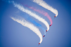 RAF Red Arrows - RIAT 2013 photo by Wilf41