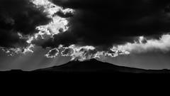 Smoke meets clouds photo by tom.leuzi