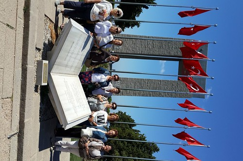 <b>Çanakkale Gezisi</b><div></div>