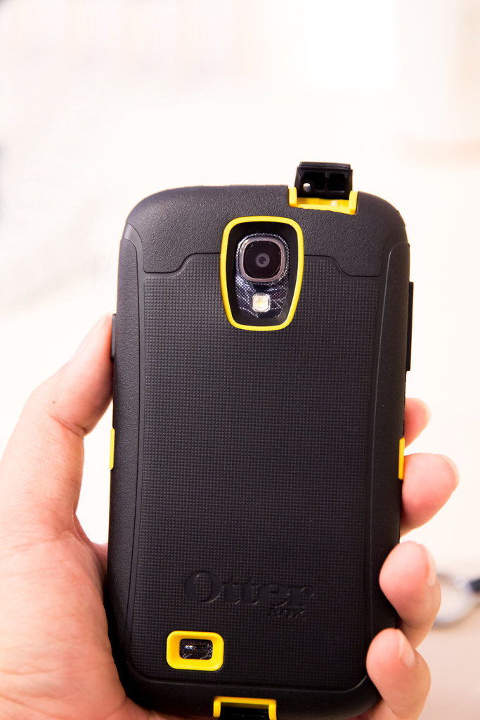 OtterBox 全方位保護手機殼 for S4(新增折扣活動)@3C 達人廖阿輝
