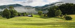 Summer Morning at Bakersville North Carolina photo by R. Keith Clontz