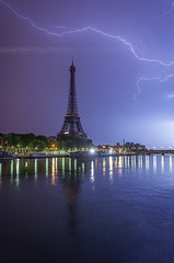 Coup de foudre pour Paris ! photo by Mathieu Rivrin - Photographies