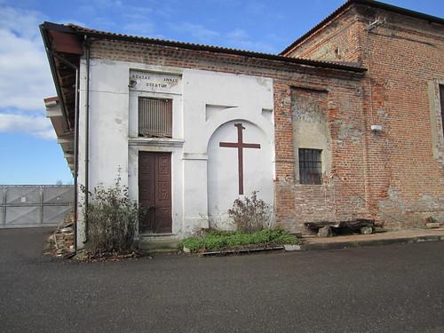 Chiesa di S.Anna alla Mandria