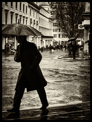 A Rainy Day in London photo by Feldore