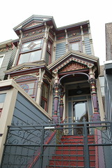 San Francisco Victorian house