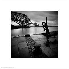Forth Bridge photo by Andrew James Howe