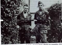 BM 24 -1944- Italie-  Jacques Foret Naples