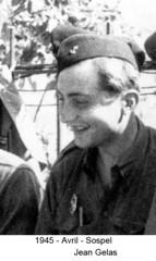 BM 4 Chambarand - 1945 Avril_Sospel_Jean Gelas  - Fonds Emile Gauthier