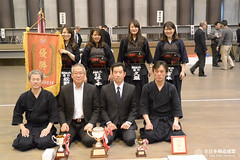 The 20th All Japan Women's Corporations and Companies KENDO Tournament & All Japan Senior KENDO Tournament_080