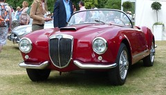 Lancia Aurelia B24S Spider 1955 red vl photo by stkone - Thanks for +10 Million views!