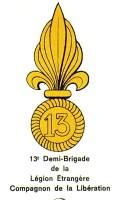 13e DBLE- Insigne