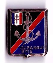BM 2 - Insigne - Col B. Bongrand Saint Hillier