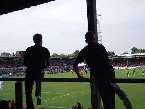 9592521484 2b34089660 Go Ahead Eagles   FC Groningen 3 3, 25 augustus 2013