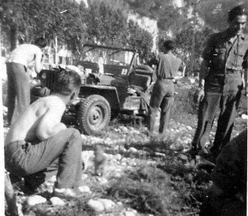 BM XI -Authion- 1945 Nice Paillons - Col.René Fessy