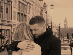 Falling in Love in  London [Explored 13th February 2014] photo by Patrizia Ilaria Sechi