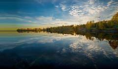 Mirror Lake (EXPLORED) photo by Tore Thiis Fjeld