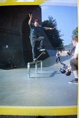 Cameron and Mikey - Kodak Instamatic 126 Film photo by old_skool_paul