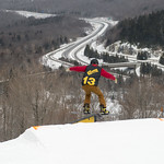3/11/17 A cold but successful slopestyle today. Congrats to all winners!