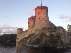 2013-0707 094 SAVONLINNA Olavininna kasteel